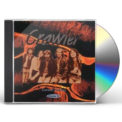 Crawler ALIVE IN AMERICA CD