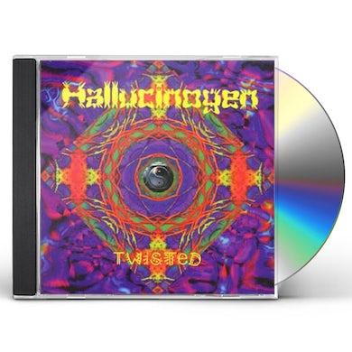 Hallucinogen TWISTED CD