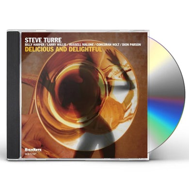 Steve Turre DELICIOUS & DELIGHFUL CD