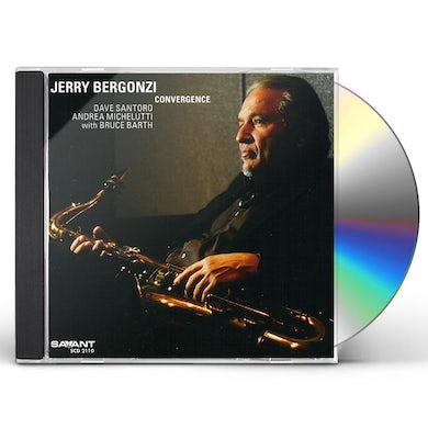 Jerry Bergonzi CONVERGENCE CD