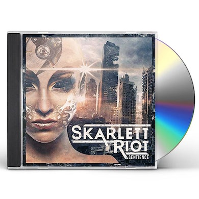 Skarlett Riot SENTIENCE CD