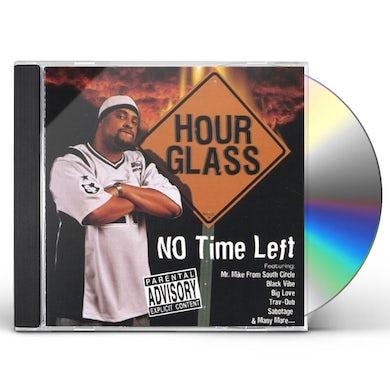 HourGlass NO TIME LEFT CD