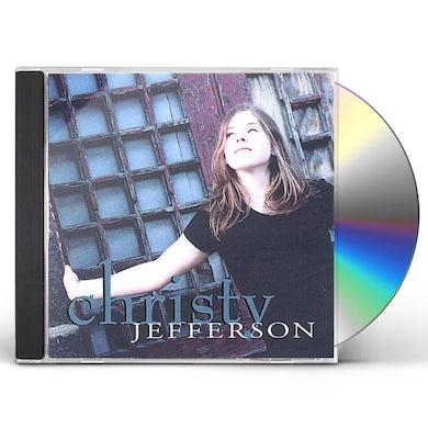Christy Jefferson PERSPECTIVES CONFESSIONS & AMENDMENTS CD