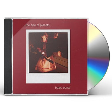 Haley Bonar SIZE OF PLANETS CD
