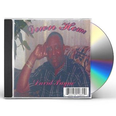 David Payne DOWN HOME CD