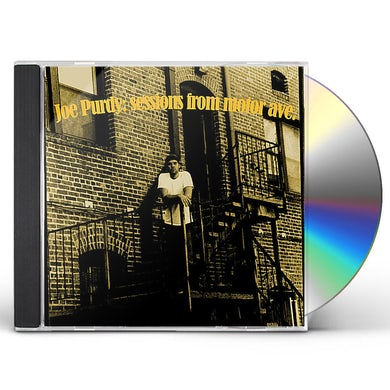 Joe Purdy SESSIONS FROM MOTOR AVE CD
