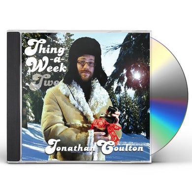 Jonathan Coulton THING A WEEK TWO CD