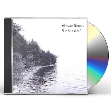 Shanty Boys UPRIVER CD
