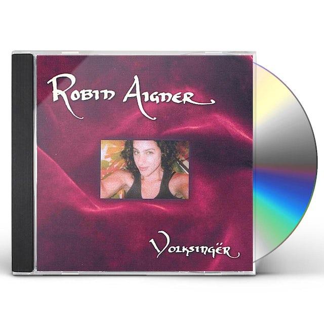 Robin Aigner VOLKSINGER CD