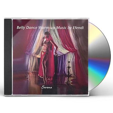Scott Wilson BELLY DANCE WARM-UP MUSIC CD