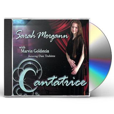 Sarah Morgann CANTATRICE CD
