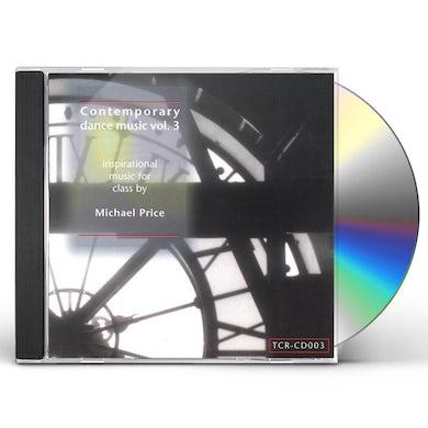 Michael Price CONTEMPORARY DANCE MUSIC 3 CD