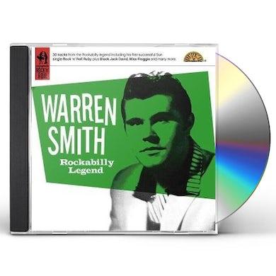 Warren Smith ROCKABILLY LEGEND CD