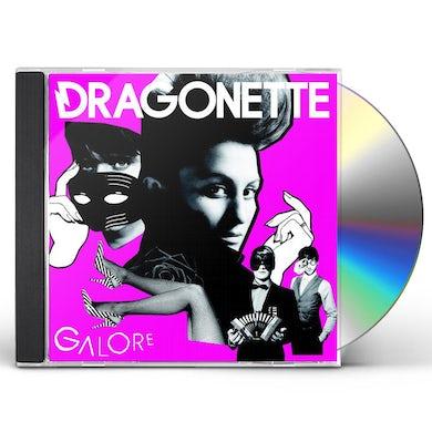 Dragonette GALORE CD
