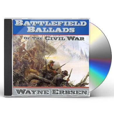 Wayne Erbsen BATTLEFIELD BALLADS OF THE CIVIL WAR CD