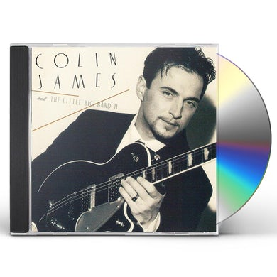 COLIN JAMES & THE LITTLE BIG BAND II CD