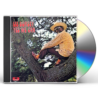 Lee Dorsey YES WE CAN CD