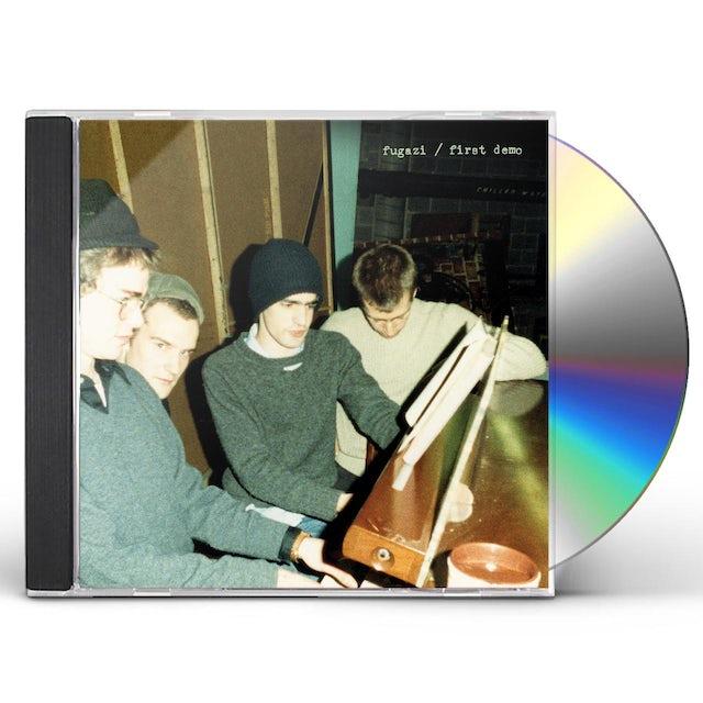 Fugazi FIRST DEMO CD