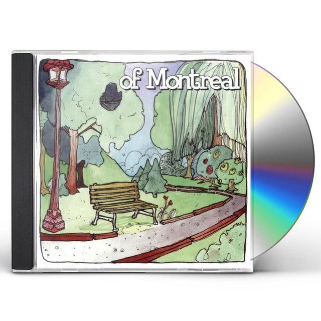 Of Montreal BEDSIDE DRAMA: A PETITE TRAGEDY CD