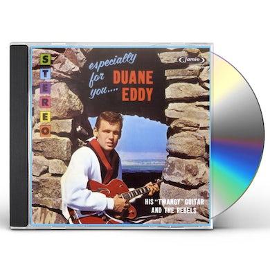 Duane Eddy ESPECIALLY FOR YOU CD