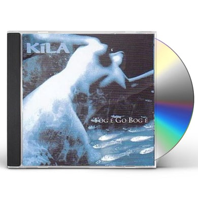 Kila TOGE GO BOGE CD