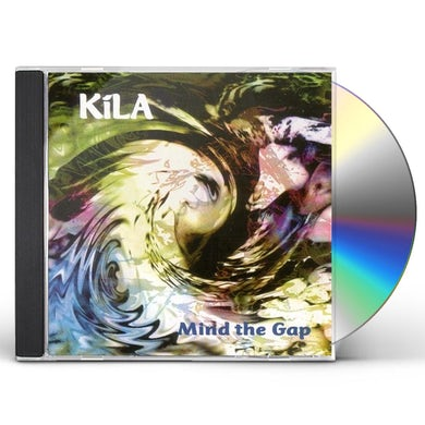 Kila MIND THE GAP CD