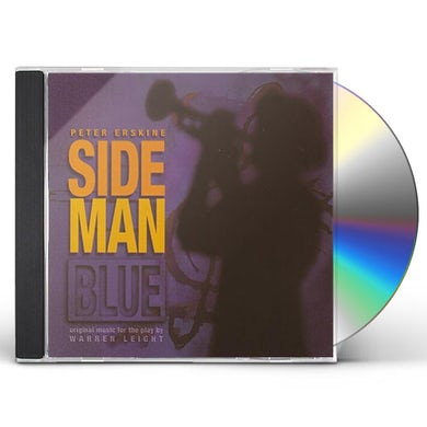 Peter Erskine SIDE MAN BLUE CD