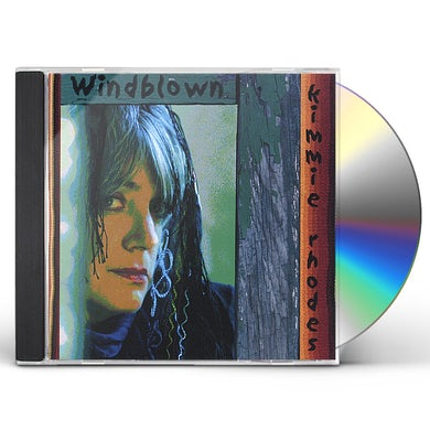 Kimmie Rhodes WINDBLOWN CD