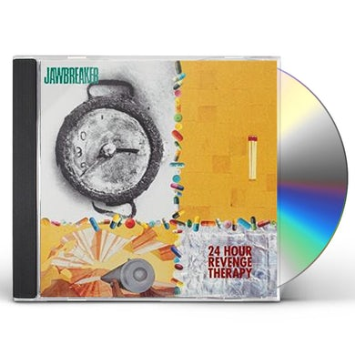 Jawbreaker 24 HOUR REVENGE THERAPY CD