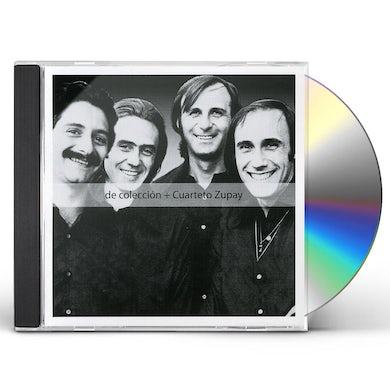 Cuarteto Zupay COLECCION CD