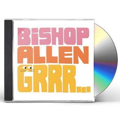 Bishop Allen GRRR CD