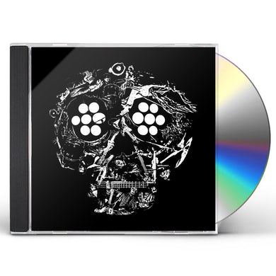 DECAYED: TEN YEARS OF CITIES WOUNDS LIGHTNESS PAIN CD