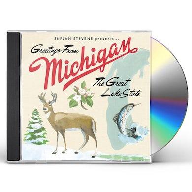 Sufjan Stevens MICHIGAN CD