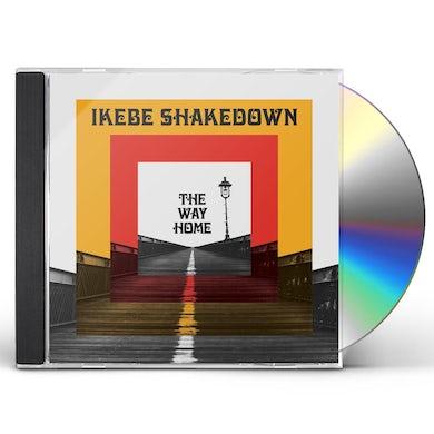 Ikebe Shakedown THE WAY HOME CD