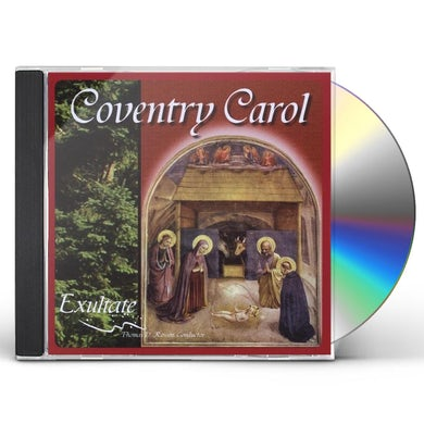 Exultate COVENTRY CAROL CD