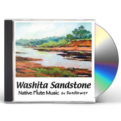 Sunflower WASHITA SANDSTONE CD