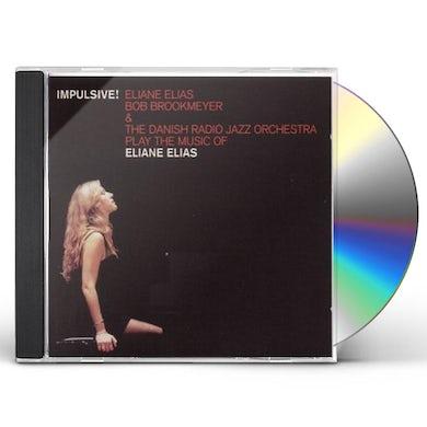 Eliane Elias IMPULSIVE CD
