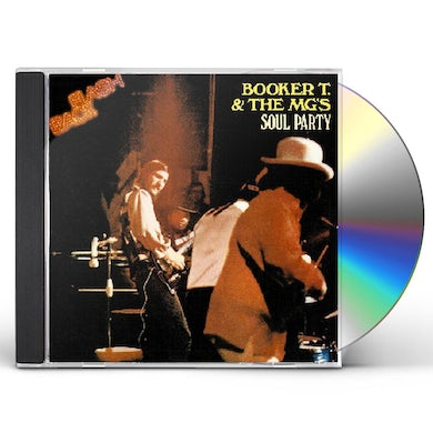 Booker T. & the M.G.'s SOUL PARTY CD