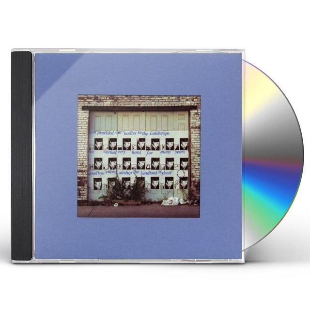 Do Make Say Think GOODBYE ENEMY AIRSHIP THE LANDLORD IS DEAD CD