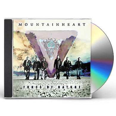 Mountain Heart FORCE OF NATURE CD