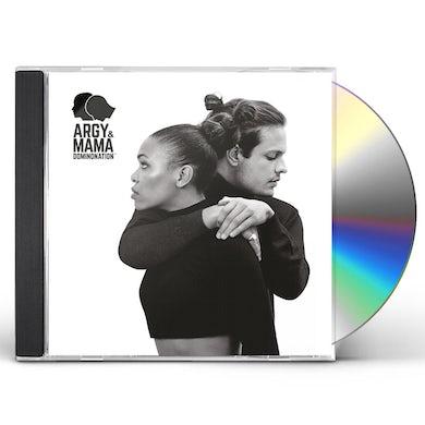Argy & Mama DOMINONATION CD