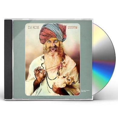 Dj Koze REINCARNATIONS PT 2 CD