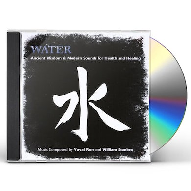 Yuval Ron WATER CD