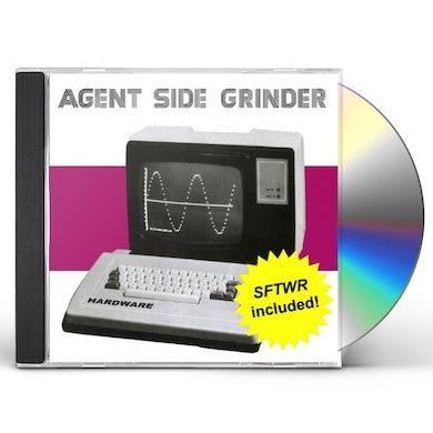 Agent Side Grinder HARDWARE (SFTWR INCLUDED) CD