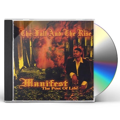Manifest FALL & THE RISE CD