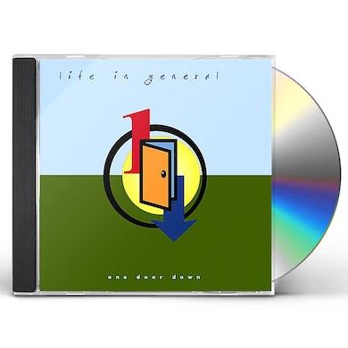 Life In General ONE DOOR DOWN CD