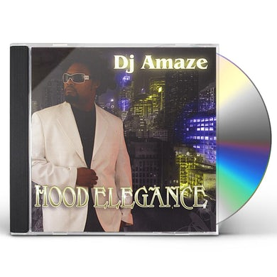 DJ Amaze HOOD ELEGANCE CD