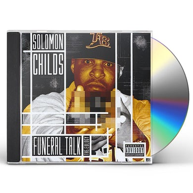 Solomon Childs FUNERAL TALK (THE EULOGY) CD
