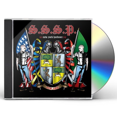 Sssp FOR LIFE CD