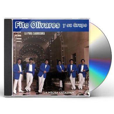 Fito Olivares La Negra Catalina CD